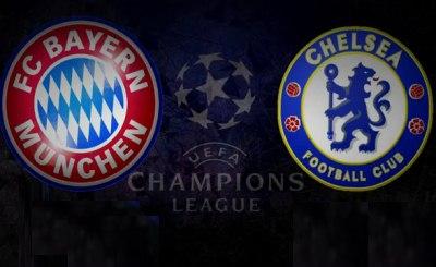 Бавария и Челси сыграют сегодня за титул лучшей команды европы. Скриншот Youtube. Видео пользователя linusrerun