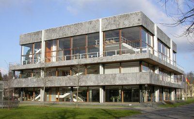 Здание немецкого конституционного суда © Tobias Helfrich. Фото с сайта wikipedia.org