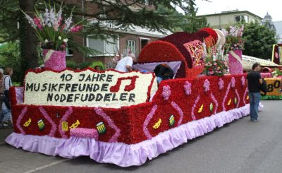 Парад цветов-2012. Фото: © С. Киевман