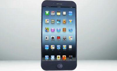 iPhone 5. Скриншот Youtube. Видео пользователя TechRadar