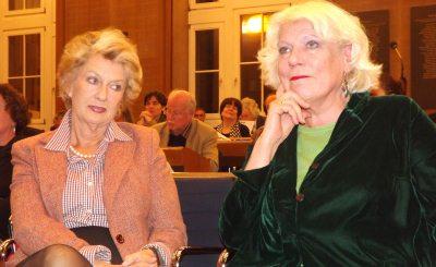 Петра Рот и Юта Эбелинг. Фото: © Ирина Навара-Себастьян