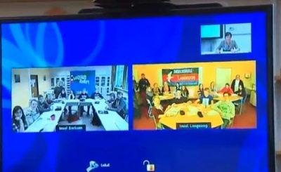 Кадр телеканала N24