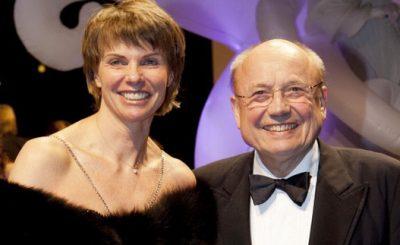 Сильвия и Фридрих фон Метцлер © Foto DPA