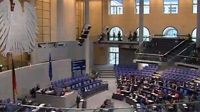 Видеокадр Deutschewelle
