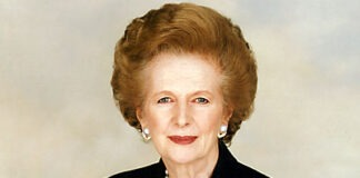 Фото: Chris Collins of the Margaret Thatcher Foundation, Wikipedia.org