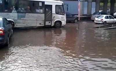 Первая жертва наводнения в германии