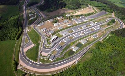 Bilster Berg Drive Resort. Фото bilster-berg.de