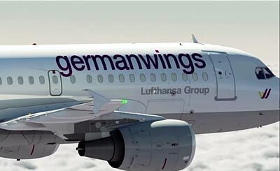 Видеокадр пользователя Germanwings, YouTube