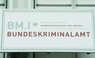 Видеокадр пользователя Kanal von BundeskriminalamtOE , YouTube