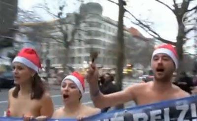 Видеокадр телеканала РЕН ТВ