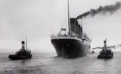 Видеокадр пользователя Канал Титаника, YouTube