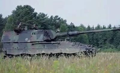 Видеокадр пользователя GermanMilitaryPower, YouTube