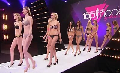 Видеокадр пользователя Germany's next Topmodel, YouTube