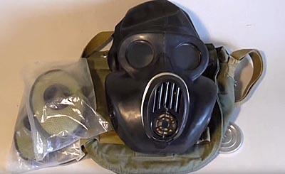 Видеокадр пользователя Samhain's Gas Masks, YouTube