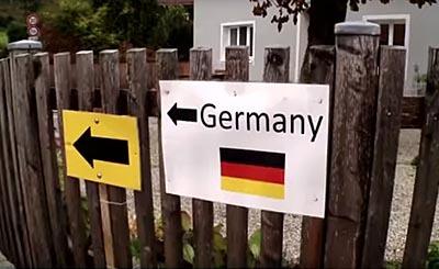 Видеокадр пользователя FlüchtlingsKatastrophe SR, YouTube