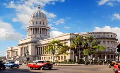 Cuba, Havana, Capitolio building © dzain - Fotolia.com
