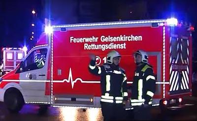 Видеокадр пользователя News-Report-NRW com, YouTube