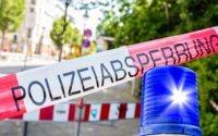 Десять выстрелов полицейских при задержании в Мюнхене