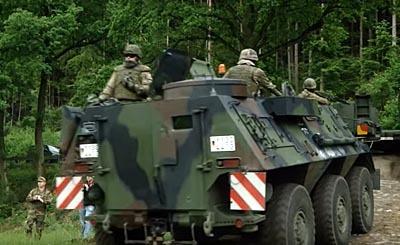 Видеокадр пользователя Bundeswehr, YouTube