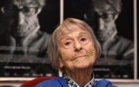 105-летняя секретарша Геббельса даёт интервью