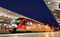 В Германии будет запущен первый в мире водородный поезд