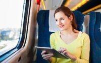 Deutsche Bahn вводит бесплатный Wi-Fi в вагонах второго класса