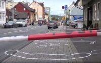 В Хагене полицейские застрелили мужчину, вооруженного мачете