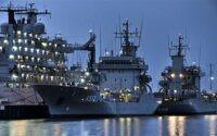 Бундесвер получит пять новых военных кораблей