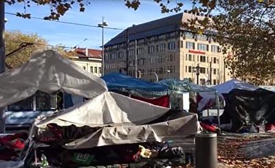 Видеокадр пользователя Neuer Tag in Deutschland, YouTube