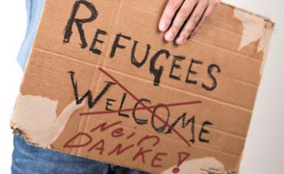 Мюнхен отгородится отбеженцев четырёхметровым забором— Европейское гостеприимство