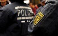 Сотни полицейских провели масштабную операцию в Лейпциге