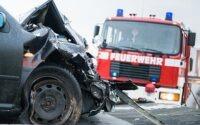 На трассе столкнулись 20 авто: есть жертвы
