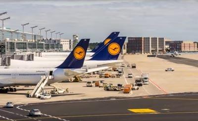 Видеокадр пользователя Frankfurt Airport, YouTube