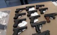 В Пиннеберге полиция конфисковала гигантский склад оружия