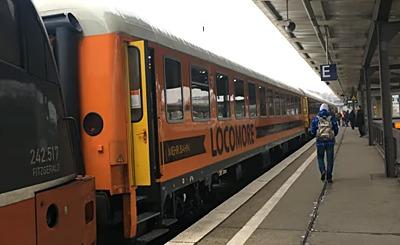 Видеокадр пользователя Eisenbahn in Franken, YouTube