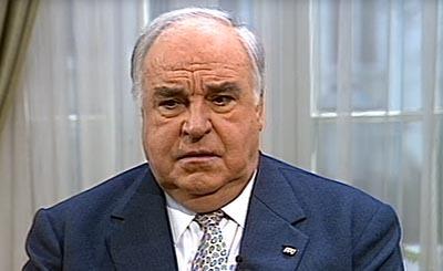 Helmut Kohl. Видеокадр пользователя phoenix, YouTube