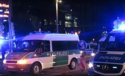 Видеокадр пользователя Einsatzfahrten Leipzig, YouTube