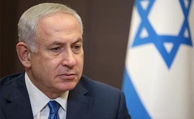 Benjamin Netanjahu © Михаил Метцель / ТАСС. Предоставлено Фондом ВАРП