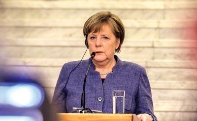 Ангела Меркель © Игорь Алексеев/ТАСС. Предоставлено Фондом ВАРП