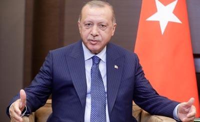 Президент Турции Реджеп Тайип Эрдоган © Михаил Метцель/ТАСС. Предоставлено Фондом ВАРП