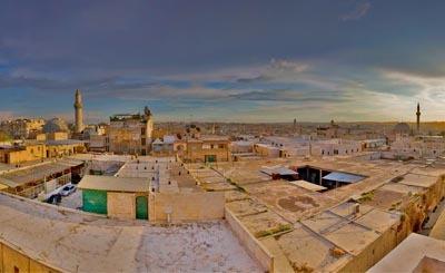 Сирия. Алеппо © saxlerb - Fotolia.com
