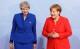 Тереза Мэй и Ангела Меркель © Михаил Метцель/ТАСС. Предоставлено Фондом ВАРП