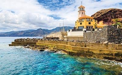 Остров Мадейра © pkazmierczak - Fotolia.com