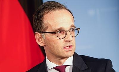 Министр иностранных дел ФРГ Хайко Маас © Александр Щербак / ТАСС. Предоставлено Фондом ВАРП