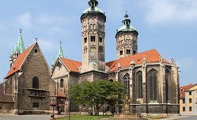 Наумбургский собор святых апостолов Петра и Павла © Weimar - Fotolia.com